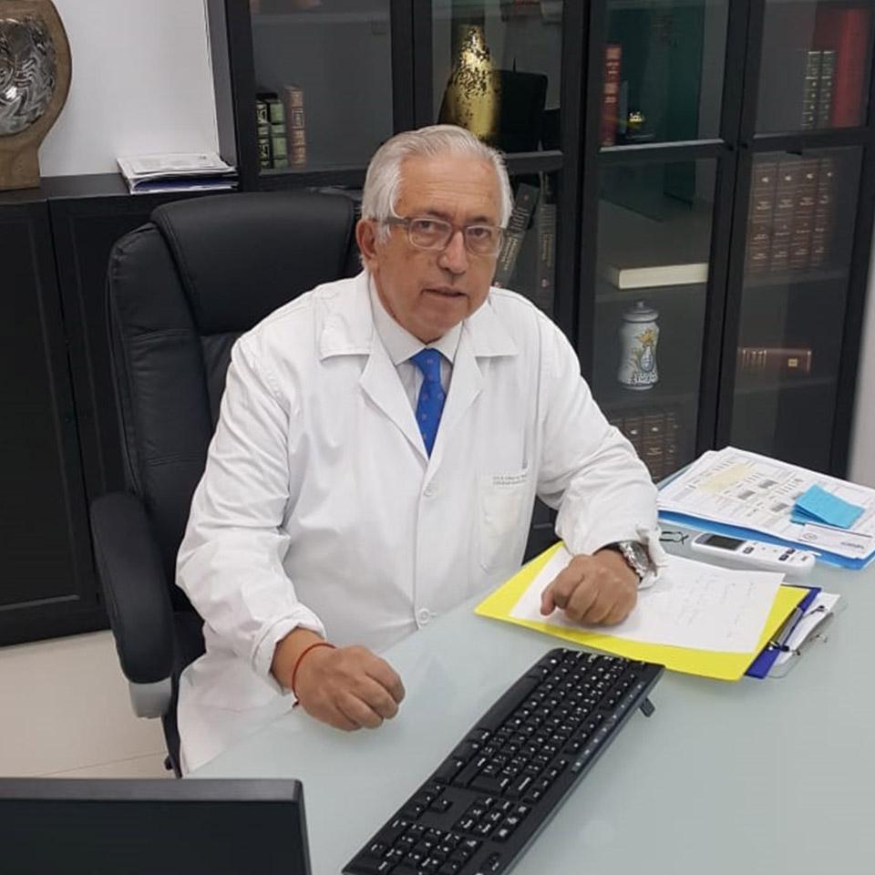 Cirugía vascular, Angiología y Tratamiento de Varices en Granada | Cirujano vascular Doctor Rafael Sánchez